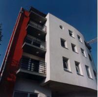 Stambeno-poslovna zgrada, Nova cesta 188, Zagreb